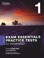 Exam Essentials: Cambridge C1, Advanced Practice Tests 1, With Key