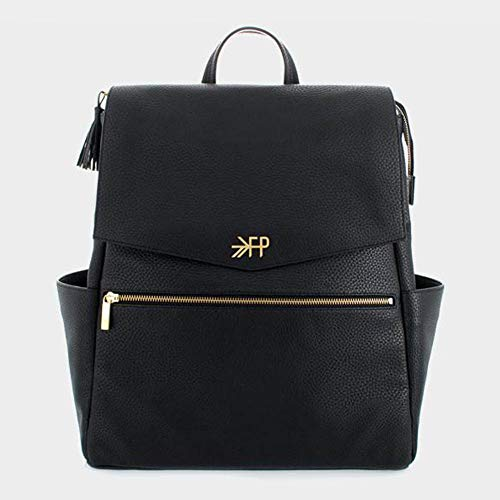 Freshly Picked | Ebony Diaper Bag | Ebony Black