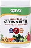 OZiva Superfood Greens & Herbs...