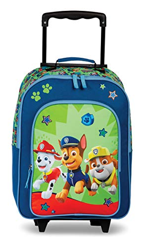 Fabrizio Viacom PAW Patrol Kindertrolley Kabinen Kinderkoffer Kindergepäck 20579-0600
