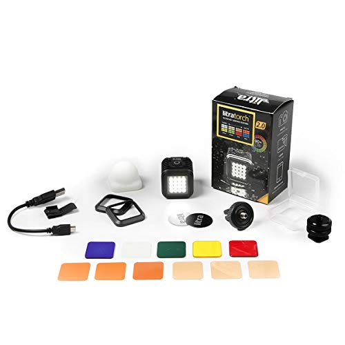 Litra LitraTorch 2.0 Filter Set Limited Edition - Adorama Exclusive Kit