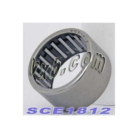"SCE1812 Needle Bearing 1 1//8/""x 1 3//8/""x 3//4/"" BA1812ZOH"