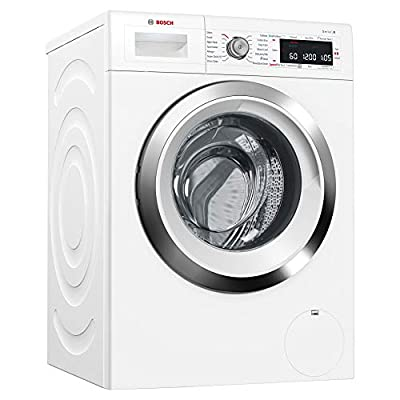 Bosch Serie 8 WAW325H0GB 9kg 1600rpm AntiVibration Washing Machine & AntiStain