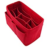 Purse Organizer Insert, Handbag Tote Organizer for Speedy Neverfull