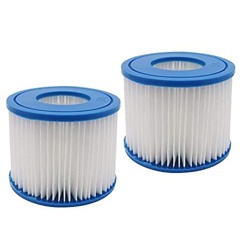 Filtro WuYan 2 uds para POOLPURE filtro de escape de verano tipo D, ondas de verano P57100102, para SFS-350 RP-350 RP-400 RP-600 RX-600