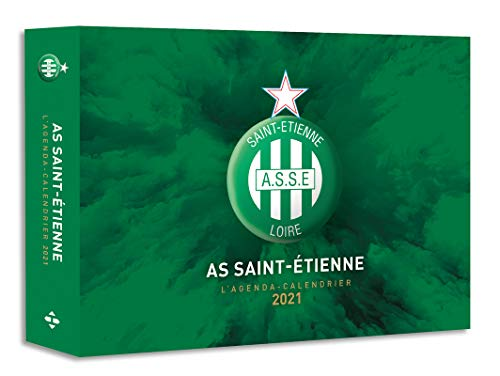 L'Agenda-calendrier AS Saint-Etienne 2021