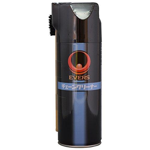 EVERS(エバーズ) クリーナー チェーンクリーナー 420ml 自転車用洗浄剤/ディグリーザー 超遅乾性 樹脂パー...