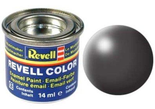 32378 - Revell - dunkelgrau, seidenmatt RAL 7012 - 14ml-Dose