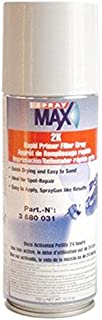 U.S. Chemical & Plastics 2K Rapid Primer Filler Gray (USC-3680031)