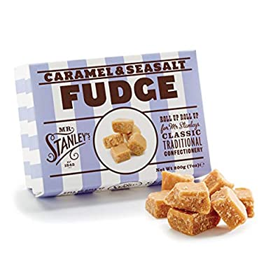 mr stanley's caramel sea salt fudge 200g , pack of 2 Mr Stanley's Caramel Sea Salt Fudge 200g , Pack of 2 417F8whuHdL