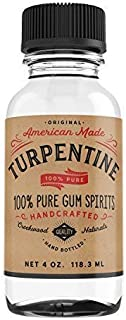 turpentine oil for hair