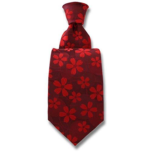 Robert Charles - Cravate Valentina Rouge