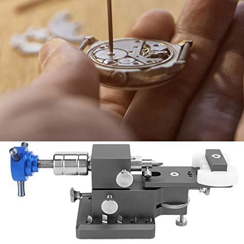 Palanca inferior del reloj, sensación cómoda Material de acero de alta calidad La manija del abridor de la caja del reloj está diseñada ergonómicamente para Reparación de relojes