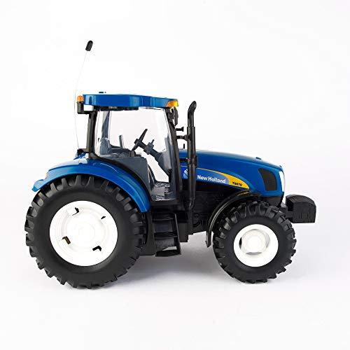 RC Traktor kaufen Traktor Bild 1: TOMY Britains Spielzeug Traktor