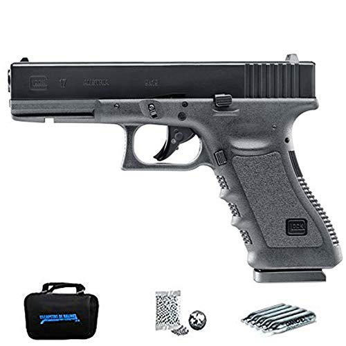 Glock 17-1 Umarex blowback | Pack Pistola balines