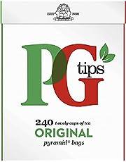 PG Tips Zwarte Thee 240pcs pyramidezakjes 690.00 g