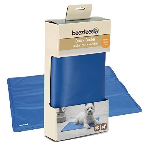 Zelfkoelende Quick Cooler voor honden, koelmat voor afkoeling, verkoelende hondendeken, anti-zomerhitte, maat (L)