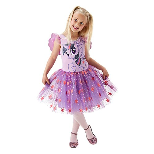 Rubie's 3620100 - MLP Twilight Sparkle Deluxe - Child, Action Dress Up