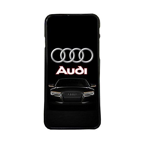 Tuscaprichosonline Fundas De Moviles Carcasas De Moviles Funda Carcasa Compatible con TPU Audi Coche Marca