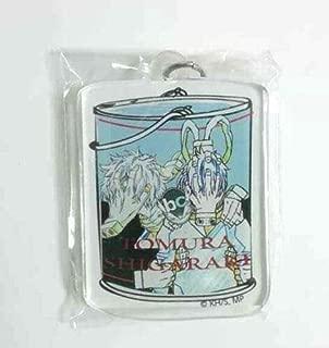 My Hero Academia Acrylic Keychain Strap Tomura Shigaraki Bunbougu Cafe Anime F/S