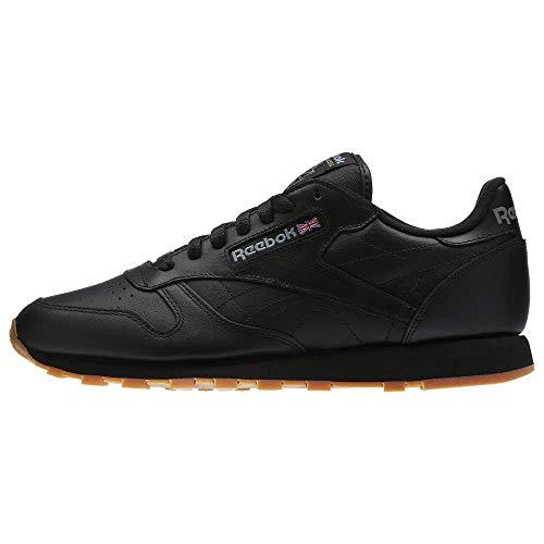 Reebok Reebok Classic Leather Shoe,Black/Black/Black,6 M US Toddler