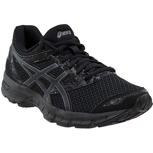 ASICS Gel-Excite 4 Men's Running Shoe, Black/Carbon/Black, 9 M US