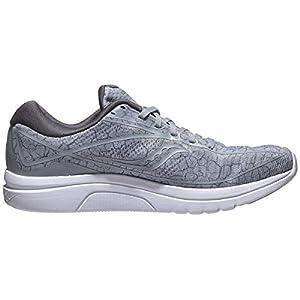 Saucony Men's Kinvara 10 Running Shoe, Fog Quakemustard, 10.5 M US