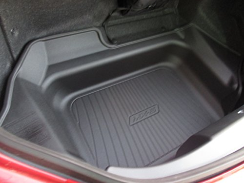 Mazda New OEM MX-5 Miata 2016 Black Rubber Cargo Tray 0000-8B-D31