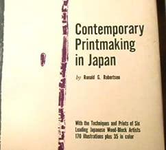 Contemporary printmaking in Japan,