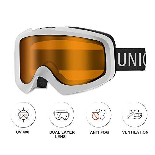 Unigear Gafas de Esquí OTG