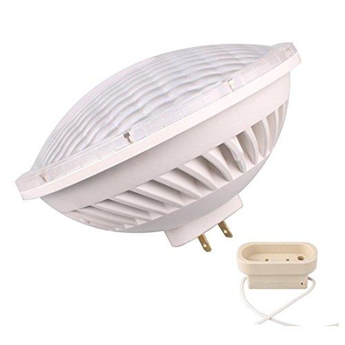 mulang PAR 56LED-Leuchtmittel, dimmbar 28W SMD LED Spot-Leuchte mit Standard PAR56, 300Watt Lampe AC 220/~ 240V-Typ: GX16d, plastik, par56, 26.00W 240.00V