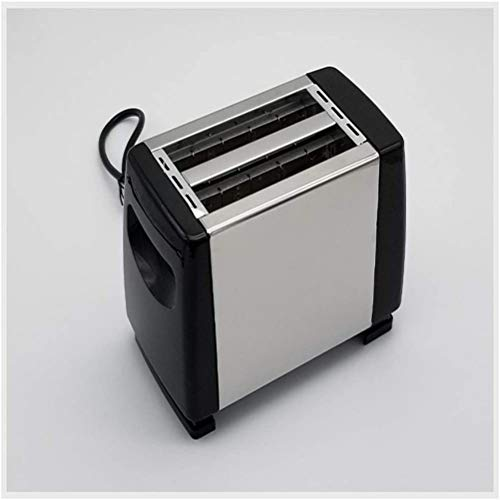 Best Review Of CattleBie 2 Slice Toaster, Stainless Steel Toaster Extra Wide Slots