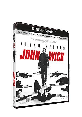 John Wick [4K Ultra HD + Blu-Ray]