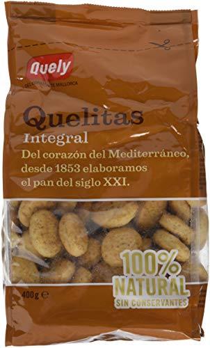 Quely Quelitas Integral 400 g Pack de 7