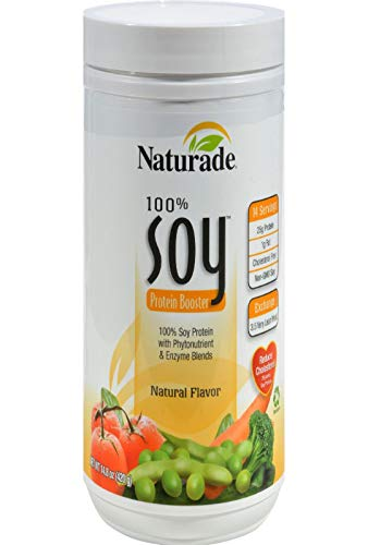 Price comparison product image Naturade - 100% Soy Protein Booster Natural Flavor - 14.8 oz.