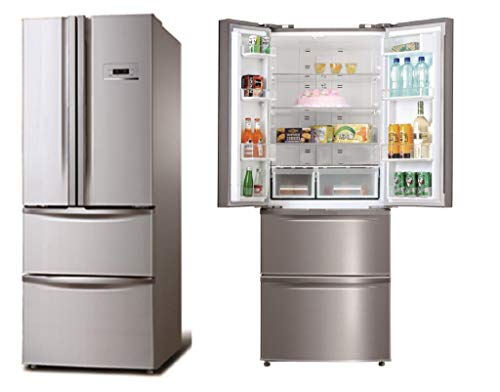 SIDE BY SIDE CORBERO CFFDML360NF NF 180X68 INOX