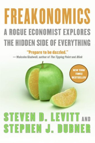 Freakonomics Intl Pb: A Rogue Economist Explores the Hidden Side of Everythingの詳細を見る