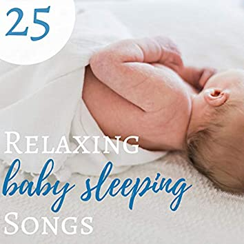 25 Relaxing Baby Sleeping Songs - Colicky Baby Music with White Noise