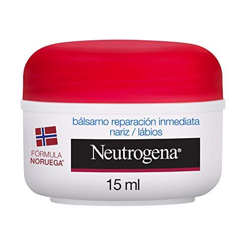 Neutrogena Bálsamo Nariz y Labios Reparación Inmediata, 15 ml