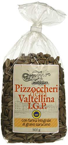 Moro 203399. Pizzoccheri della Valtellina Igp Gnocchetto - 500 G