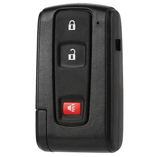 Key Fob fits 2004-2009 Toyota Prius Smart Keyless Entry Remote for SILVER LOGO (MOZB31EG)