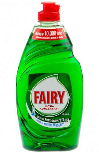 Fairy Ultra–Lavavajillas Original 450ml (EX-Z29)
