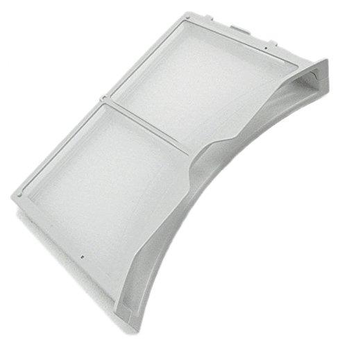 Spares2go con cepillo Filtro de pelusas jaula puerta interior para LG secadora