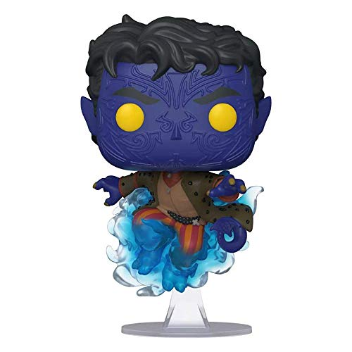 Funko Pop! Marvel n.º 490 - Rondador Nocturno teletransportandose (exclusivo de la Convencion de Verano 2020)