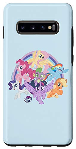 Galaxy S10+ My Little Pony: Friendship Is Magic Group Prance Case