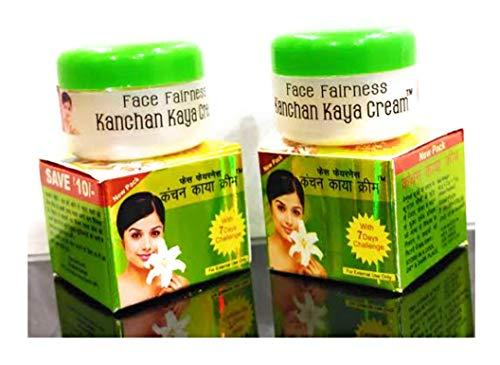 Kanchan Kaya Ayurvedic Skin Whitening Cream, 12gm (set of 2)