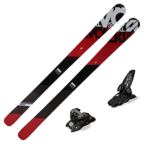 2016 Volkl Mantra Skis (European Edition) w/ Marker Griffon ID Bindings