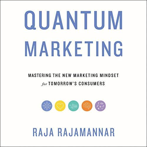『Quantum Marketing』のカバーアート