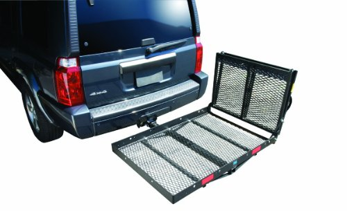 Pro Series 1040200 Cargo Ramp Only, Black Best Wheelchair Carriers