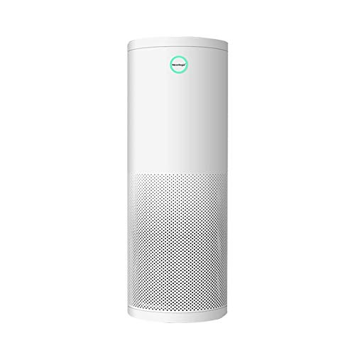 WYKDL Air Purifier for Home or Office with Permanent True Filter for Allergies and Pets Ultra Quiet Household Deodorization Dust...